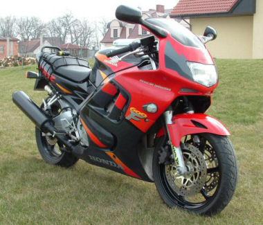 Honda CBR 600 1996
