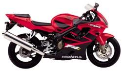 Honda CBR 600 2001