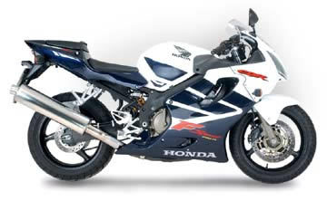 Honda CBR 600 2002