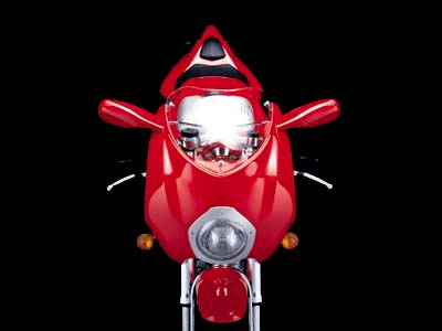Ducati MH 900