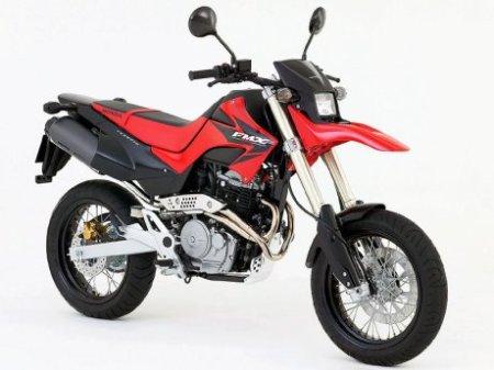 Honda FMX 650