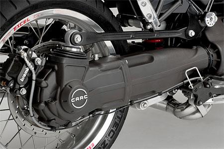 Moto Guzzi Bellagio 940
