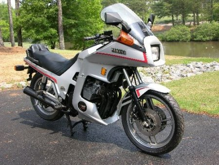 1982 Yamaha XJ 650 Turbo