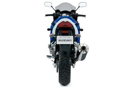 Suzuki GSX650F 2008