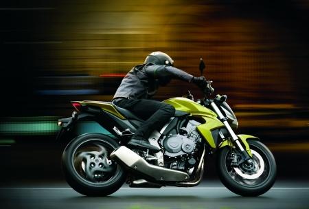 Honda CB1000R (2008)