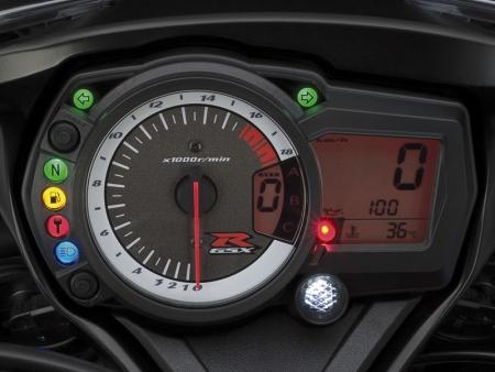 Suzuki GSX-R 600 (2008)