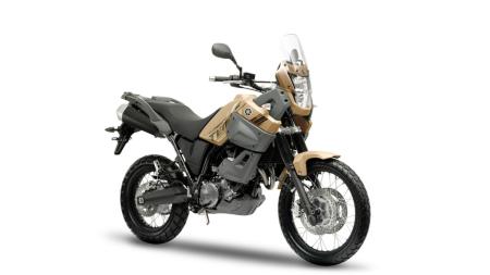 Yamaha XT660Z Tenere 2008