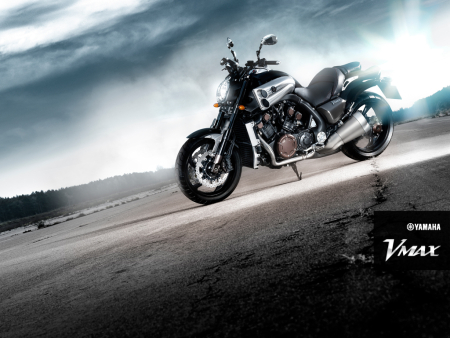 Yamaha VMax 2009